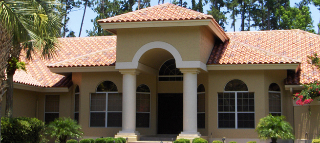 Roofing - Tile Roof