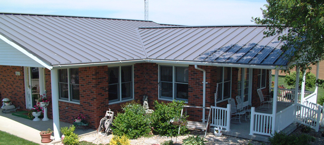 Roofing - Metal Roof